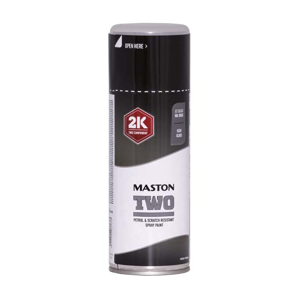 Maston 2K TWO RAL 9005M