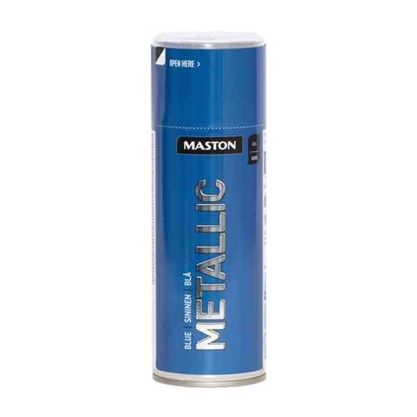 Maston Metallic Sinine