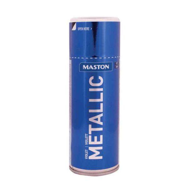Maston Metallic Violetne