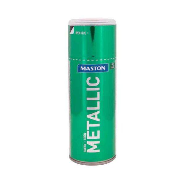 Maston Metallic Roheline