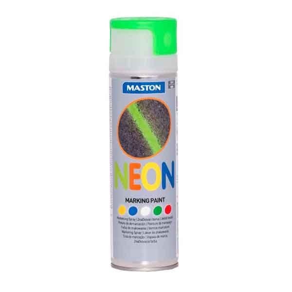 Mastom Neon Märkevärv Roheline