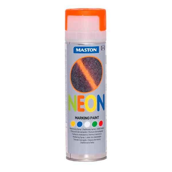 Mastom Neon Märkevärv Oranz