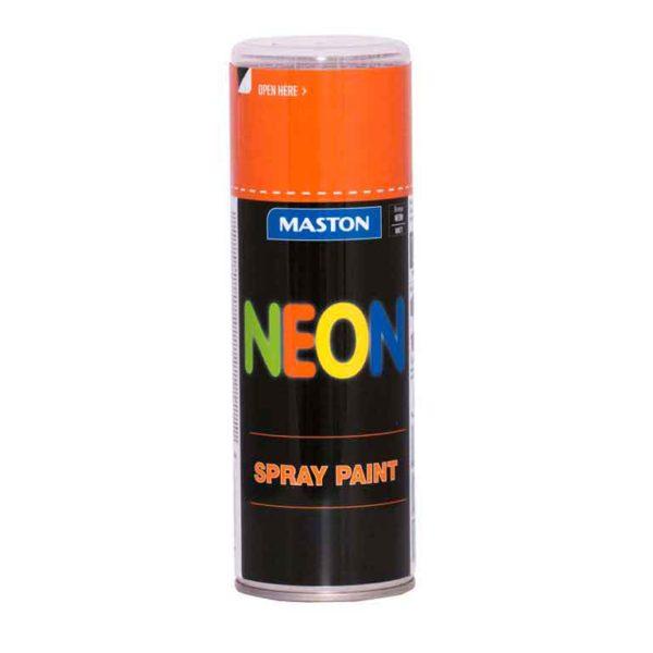 Maston Deco Neon Oranz