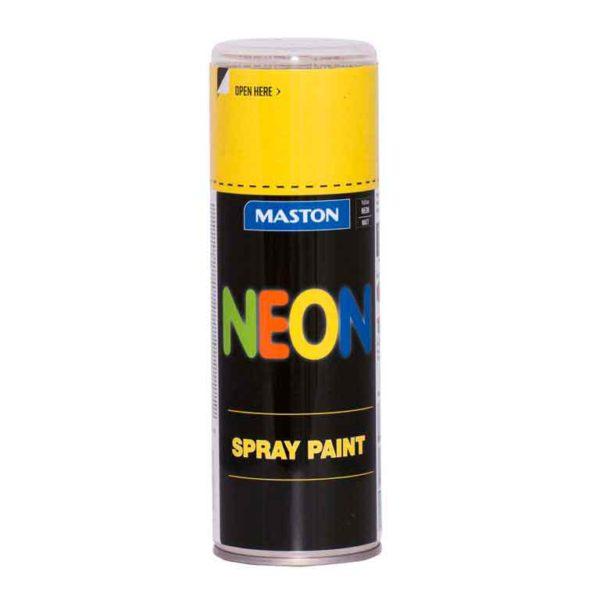 Maston Deco Neon Kollane