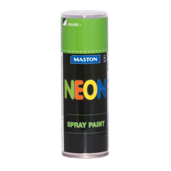 Maston Deco Neon Roheline