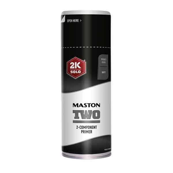 Maston 2K TWO Primer Black