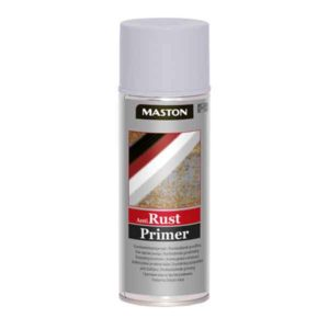 Maston Rust Primer Hall