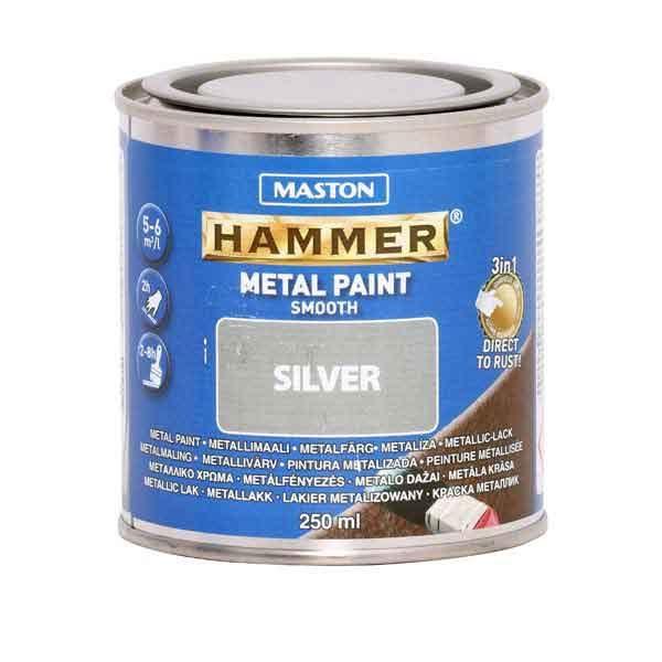 Maston Hammer Sile Hõbe