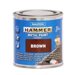 Maston Hammer Sile Pruun