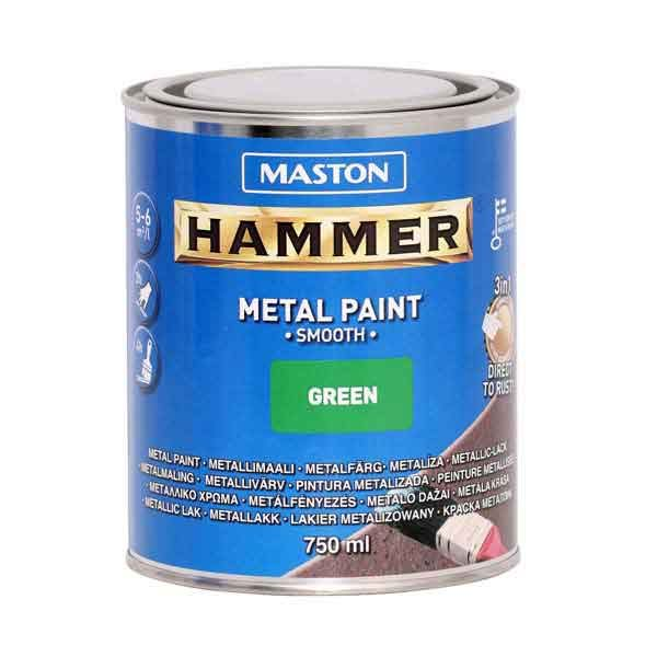 Maston Hammer Sile Roheline