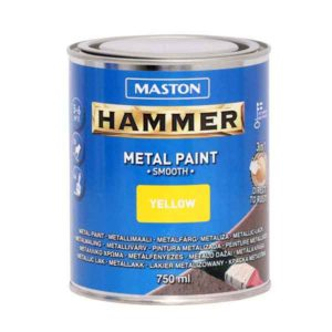 Maston Hammer Sile Kollane