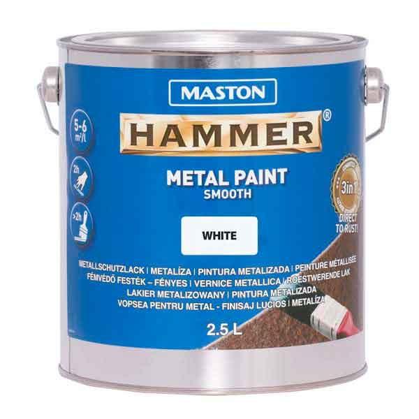 Maston Hammer Sile Valge