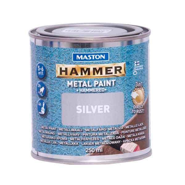 Maston Hammer Vasardatud Hõbe