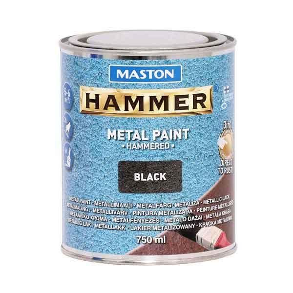 Maston Hammer Vasardatud Must