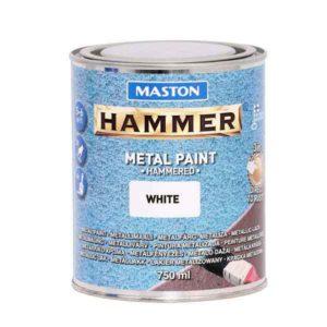 Maston Hammer Vasardatud Valge