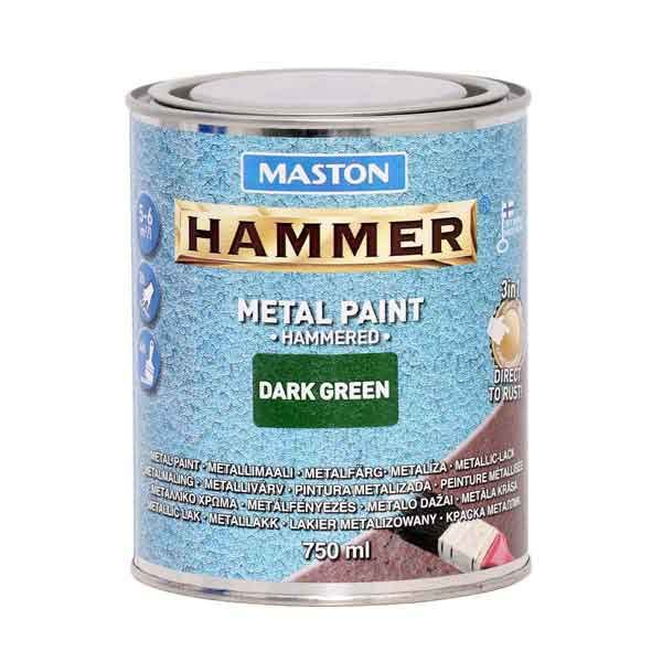 Maston Hammer Vasardatud Tumeroheline