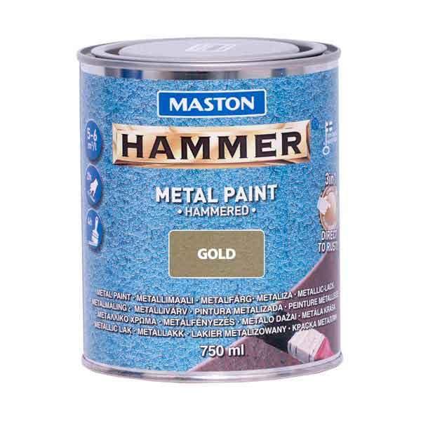 Maston Hammer Vasardatud Kuld