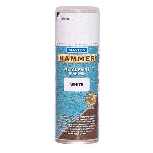 Maston Hammer Vasardatud Spray Valge