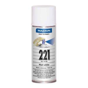 Maston 100 - RAL 9010 Valge matt