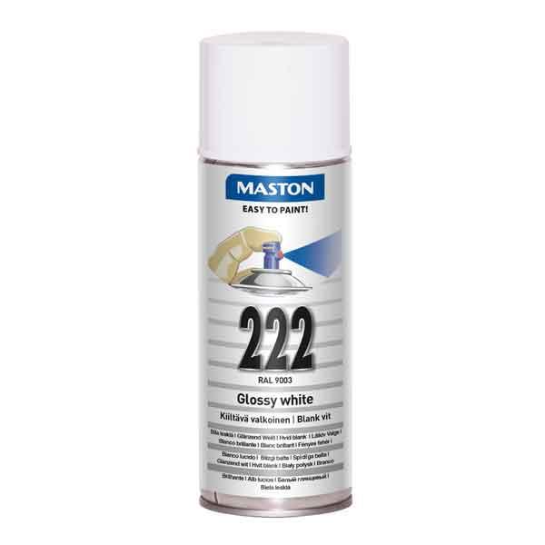 Maston 100 - RAL 9003 Valge läikiv