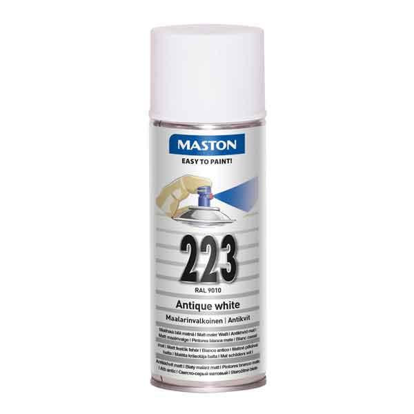 Maston 100 - RAL 9010 Valge läikiv