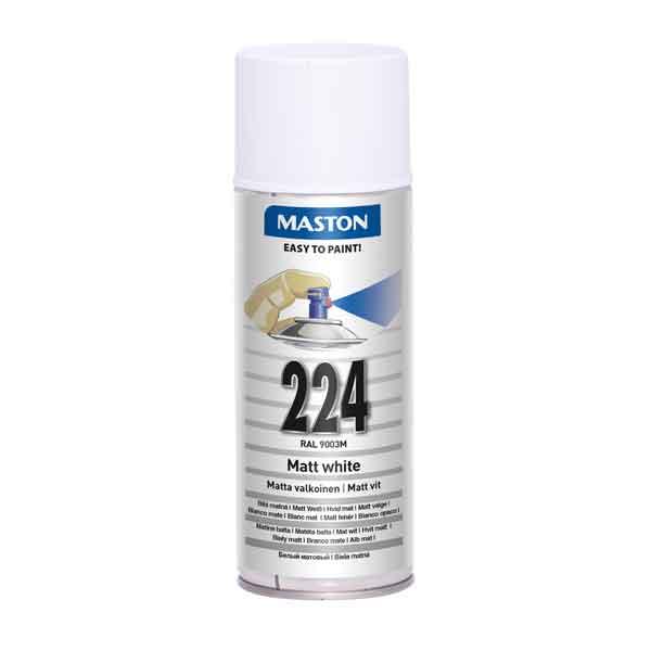 Maston 100 - RAL 9003 Valge matt