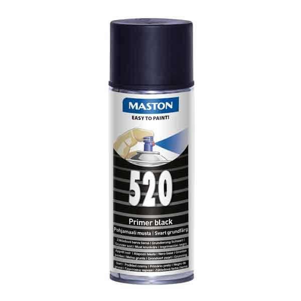 Maston 100 - Must krunt