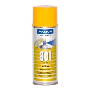 Maston 100 - RAL 1003 Kollane