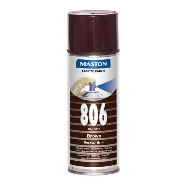 Maston 100 - RAL 8017 Pruun