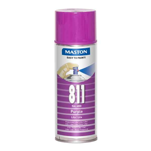 Maston 100 - RAL 4008 Lilla