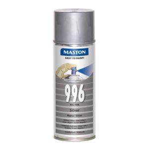 Maston 100 - RAL 9006 hõbedane