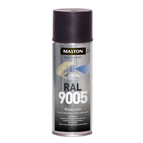 Maston 100 - Must siidmatt