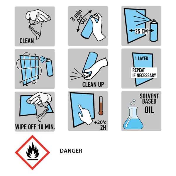 Maston Teakoil Spray